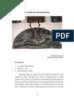 Ninfa de Fontainebleau