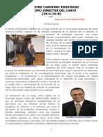 GERALDINO CAMINERO RODRÍGUEZ PRÓXIMO DIRECTOR DEL CURVE 2014-2018.pdf
