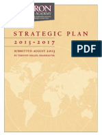 strategic plan 2013-2017