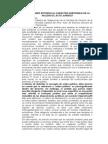 REFLEXIONES ENTORNO AL CARÁCTER ARBITRABLE DE LA NULIDAD EL ACTO JURÍDICO