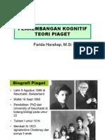 Teori perkembangan Kognitif Piaget