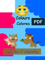 presentación colours Kidsmegaidiomas (VIDEO)