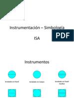 Simbologia Instrumentacion ISA