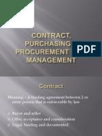 Contract, Purchasing & Procurement Risk Management.ppt