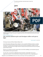 Abe and his ministers give anti-foreigner rallies tacit green light _ The Japan Times.pdf
