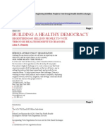 Building a Healthy Democracy Registering 68 Million People to Vote through Health Benefit Exchanges.pdf