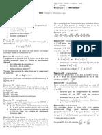 TD_Rappels Mathématique