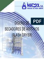 Resumen Ejemplo Secadores Flash Dryer Plantas Colombia