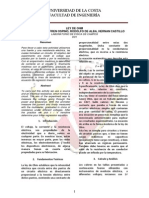 Informe - Ley de Ohm