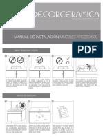 Manual Arezzo 600 v2