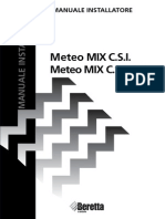 Manuale Installatore Meteo