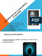 La Estructura de La Inteligencia