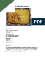 recetas chilenas
