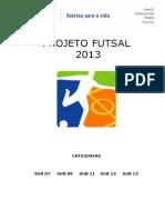 PROJETO FUTSAL 2013 (numeração)