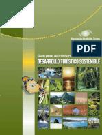 Desarrollo Turistico Sostenible Guia Para Administraciones Locales