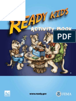 Ready Kids-Activity Book.