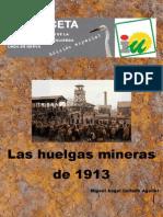 Las Huelgas de 1913