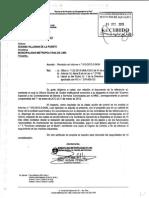 Irregularidades en compras de Municipalidad de Lima