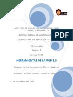 Herramientas de La Web 2.0