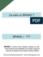 CURSUL 3 - Brand Name
