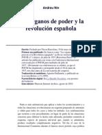 Nin, Andrés_Los órganos de poder y la revolución española_1937