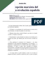 Nin,Andrés_la concepción marxista del poder y la revolución española_1937