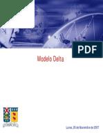 PresentaciónModeloDelta
