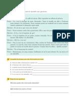 Ficha de Trabalho de Francês 11