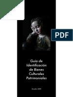 Guia Bienes Culturales INPC