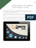 Conectta CRM_ La solución definitiva para preventa sobre iPad