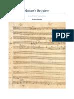 Requiem Mozart analysis