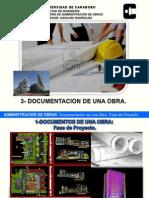3- Documentacion de Una Obra