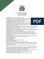 ley 6186-63 almacenes generales de depósito