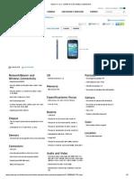 Galaxy Core - Especificaciones _ Samsung