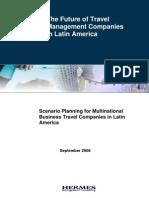 Relatório sobre o futuro das viagens corporativas - Versão em inglês