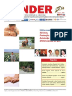 Gender Newsletter 4th Issue Rom