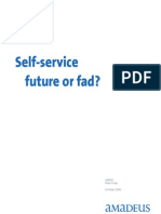 Self-service future or fad