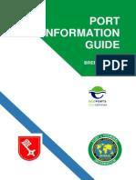 Port Information Guide Bremerhaven