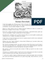 Hermes Desvelado Por Rubellus Petrinus