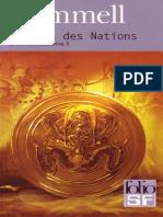 La Mort Des Nations - Gemmell, David