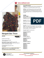 marigold star throw.pdf