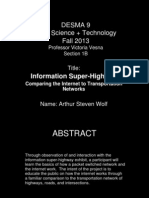 Internet Super-Highway