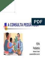 Consulta peditrica