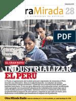Otra Mirada 28 Industrailizar El Peru
