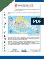 Mapa Venezia