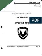 AMCP 706-179 Explosive Trains