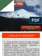 Geografia Fisica de Chile; Completa