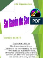 la meta org.