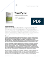TerraZyme Product Information