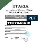 6 notaria caratula